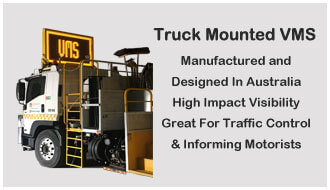 Truck Mounted VMS